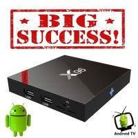 SEMESTER TV X96 SMART-TV BOX inkl 1 års Abb inkl ALL Sport & Film