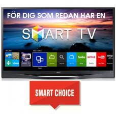 Aktivering av din befintliga SMART TV så du slipper ha en extra BOX in.kl 1 års Abonnemang